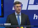 Plenković o novim ministrima (Video: Dnevnik Nove TV)