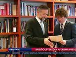 Barišić opterećen aferama preuzeo funkciju (Video: Dnevnik Nove TV)