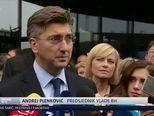 Plenković o Hasanbegoviću (Video: Vijesti u 17 h)