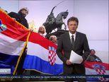 Prosvjed protiv smjene Hasanbegovića (Video: Vijesti u 17 h)