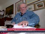 Hrvatsko pravosuđe 4. najgore u Europi: Pronašli smo slučaj koji traje već 21 godinu! (Video: Dnevnik Nove TV)