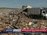 Prosvjed na splitskom deponiju (Video: Dnevnik Nove TV)