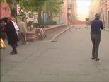 Srušena Bazilika sv. Benedikta (Video: APTN)