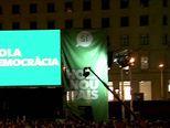 Slavlje Katalonaca (Video: Reuters)