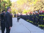 Premijer i DUSZ o požarnoj sezoni (Video: Dnevnik Nove TV)