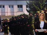 Hrvatski vojnici odlaze u Poljsku (Video: Vijesti u 17 h)
