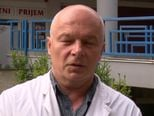 Pročelnik Službe za kirurške djelatnosti slavonskobrodske Opće bolnice Boris Hrečkovski  (Video: Dnevnik.hr)