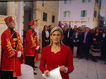 Predsjednica preselila Ured u Dubrovnik (Video: Vijesti u17h)