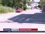 Ilegalno oružje (Video: Dnevnik Nove TV)