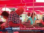 Na što troši prosječno hrvatsko kućanstvo? (Video: Dnevnik Nove TV)
