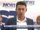 Most ne želi u vlast s HNS-om (Video: Vijesti u 17 h)
