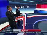 Stav Milanovića i Plenkovića o Zakonu o radu i ousourcingu (Video: Dnevnik.hr)