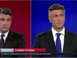 Milanović i Plenković o vlastitom svjetonazoru (Video: Dnevnik.hr)