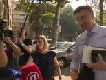 Plenković o velikoj koaliciji (Video: Dnevnik.hr)