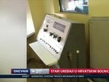 Stari uređaji u hrvatskim bolnicama (Video: Dnevnik Nove TV)