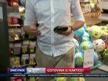 Gotovina ili kartice? (Video: Dnevnik Nove TV)