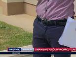 Smanjenje plaća u Vrgorcu - zakonito ili ne? (Video: Dnevnik Nove TV)
