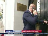 Pregovor HDZ - MOST (Video: Dnevnik Nove TV)