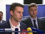 Božo Petrov o sastavljanju Vlade (Video: Dnevnik Nove TV)