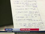 Porez na ime (Video: Dnevnik Nove TV)