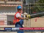 Plinifikacija Splita -radovi na Brdima (Video: Dnevnik Nove TV)