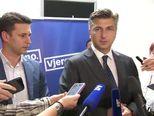 Plenković o pregovorima (Video: dnevnik.hr)