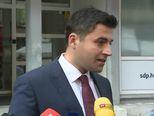 Davor Bernardić predao kandidaturu (Video: Dnevnik.hr)