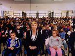 Predsjednica Grabar-Kitarović u Gospiću (Video: Vijesti u 17h)