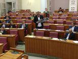 Okršaj Bulja i Dalić u Saboru (Video: Dnevnik.hr)