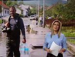 Vodeni val prijetu Karlovcu (Video: Vijesti u 17h)