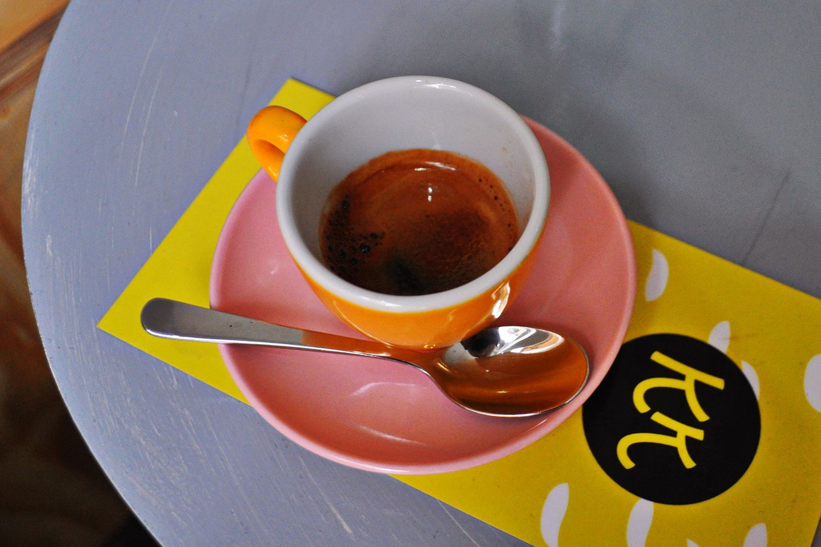 Espresso stranica za upoznavanje