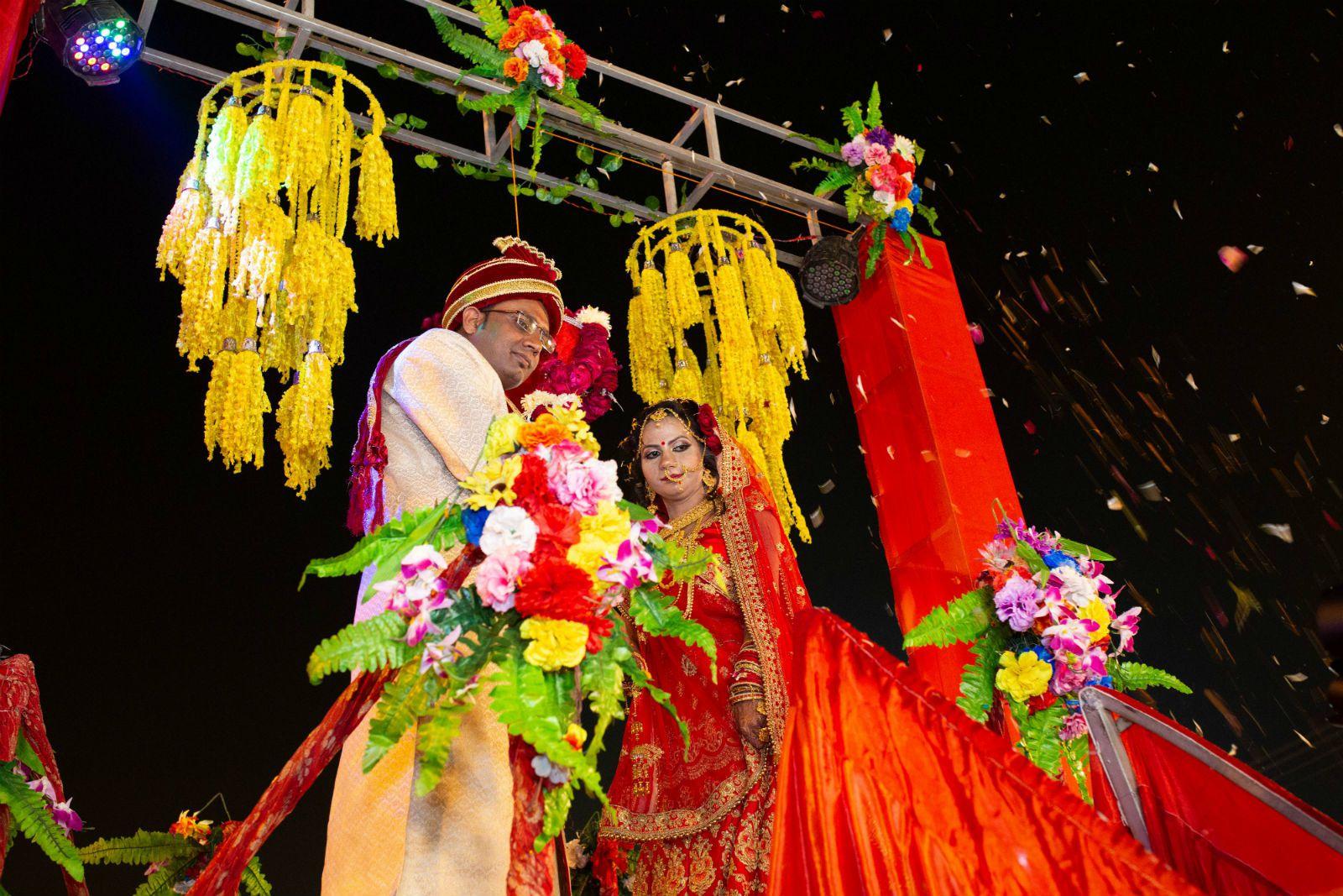 vjenčanje i upoznavanje običaja u Indiji