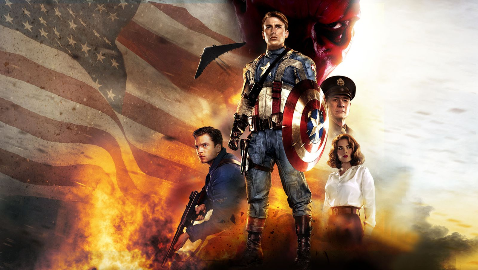 Kapetan Amerika: Prvi osvetnik - Nova TV