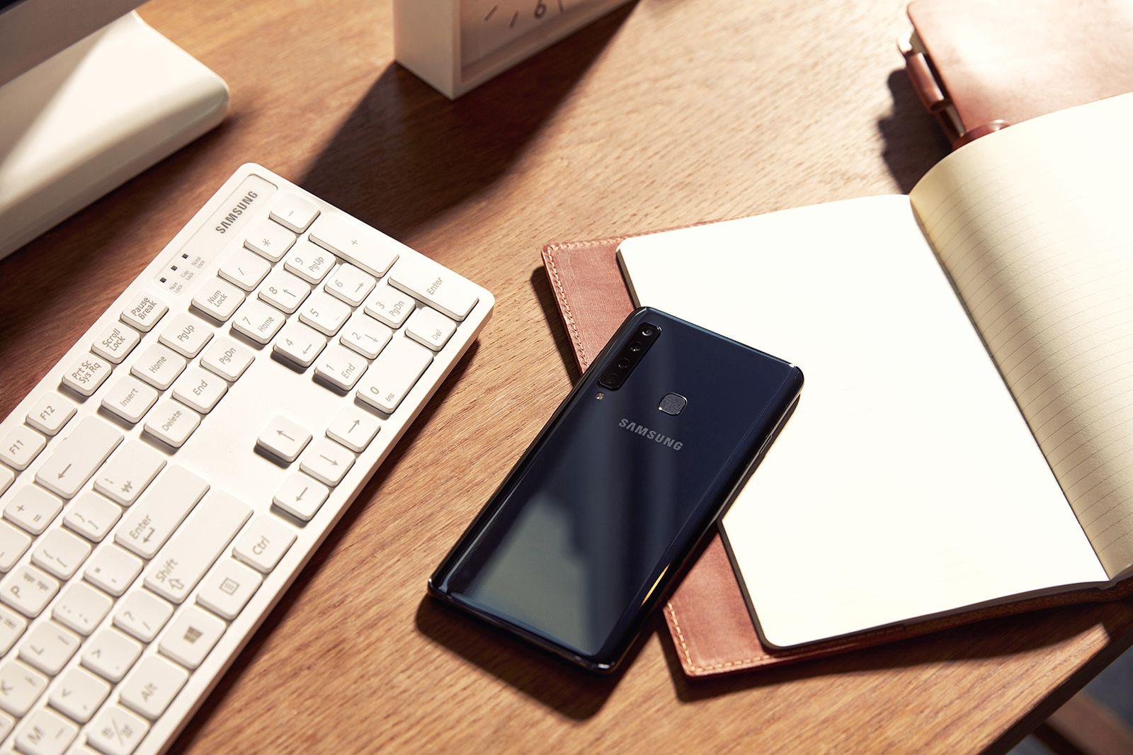 Prvi Samsungov telefon s čak četiri stražnje kamere