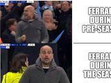 Guardiola kao Ferrari