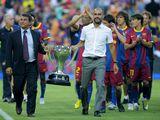 Joan Laporta i Josep Guardiola