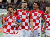 Luka Modrić slavi pogodak protiv Nigerije