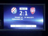 Dinamo - Arsenal