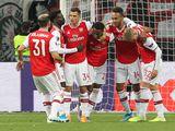 Arsenal slavi pogodak