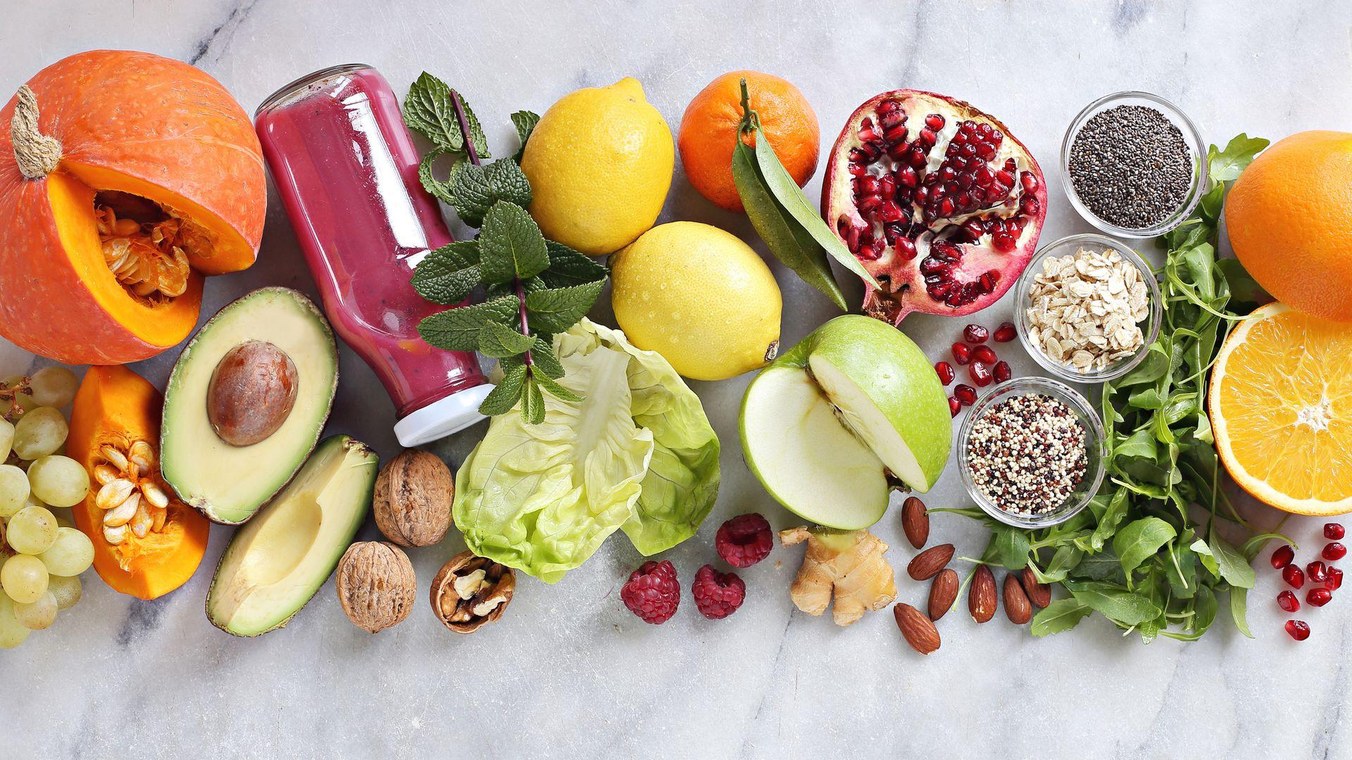 gubljenje kilograma prehrana