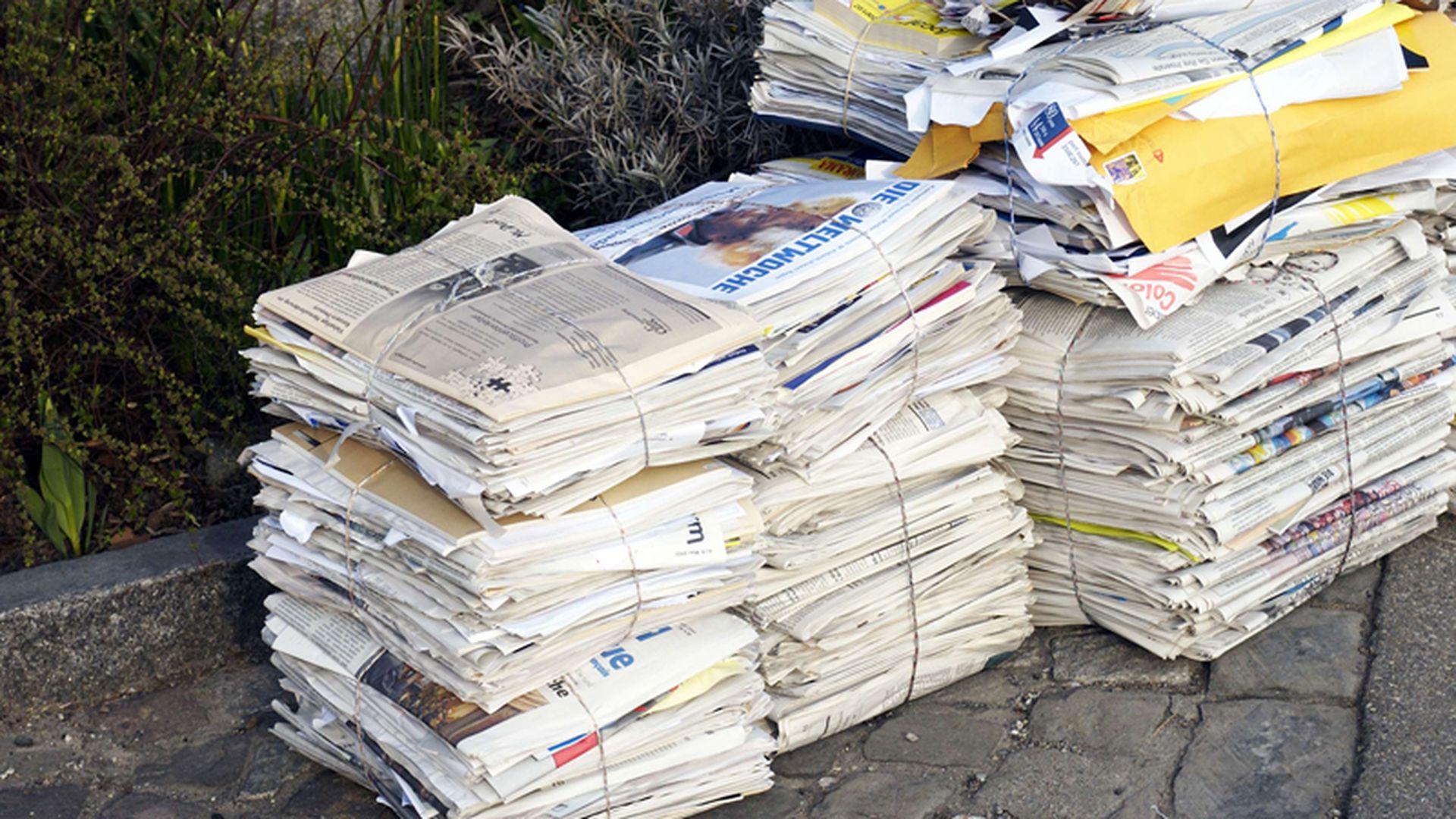 Преимущества переработки бумаги