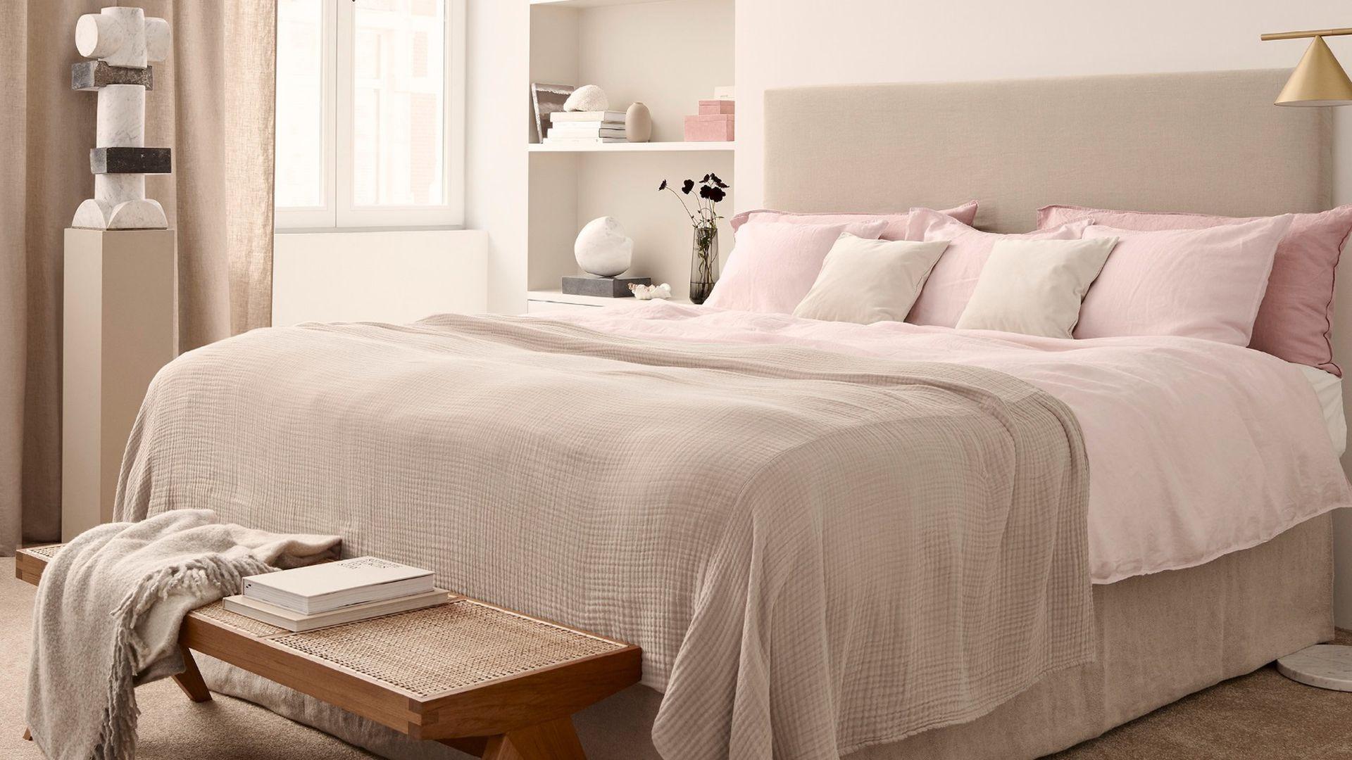 h m home 10 pamu nih posteljina uz koje e san biti jo sla i. Black Bedroom Furniture Sets. Home Design Ideas