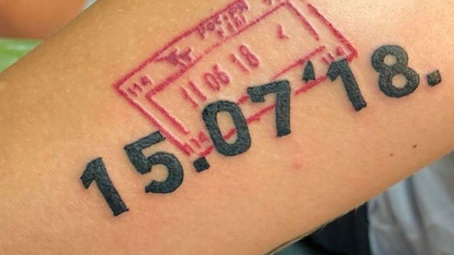Tin Jedvaj Pokazao Nove Tetovaže Dejan Lovren Novu Frizuru