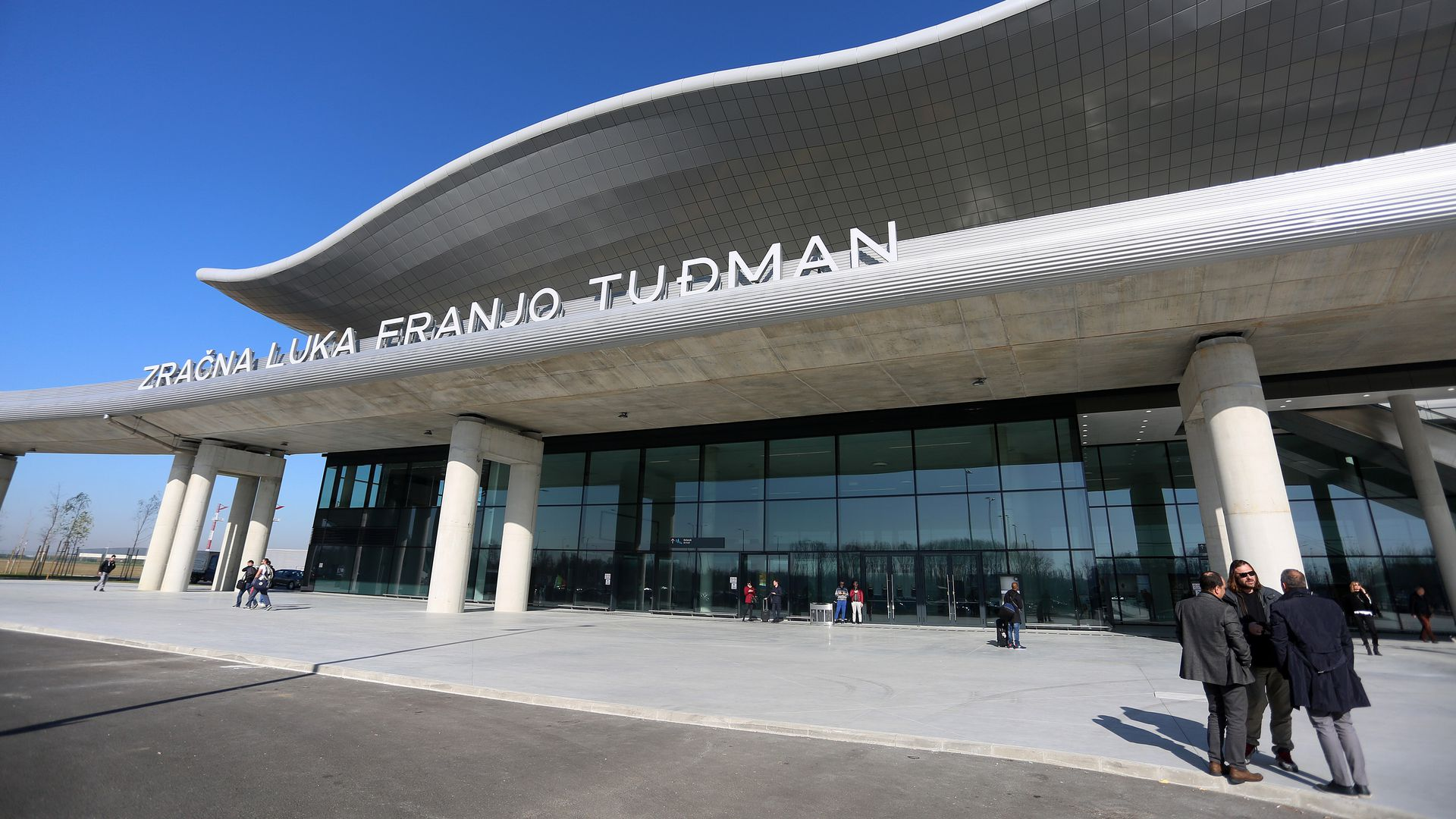 Međunarodna Zracna Luka Zagreb International Airport Zagreb Servisne Informacije Za Grad Zagreb Zgportal Zagreb