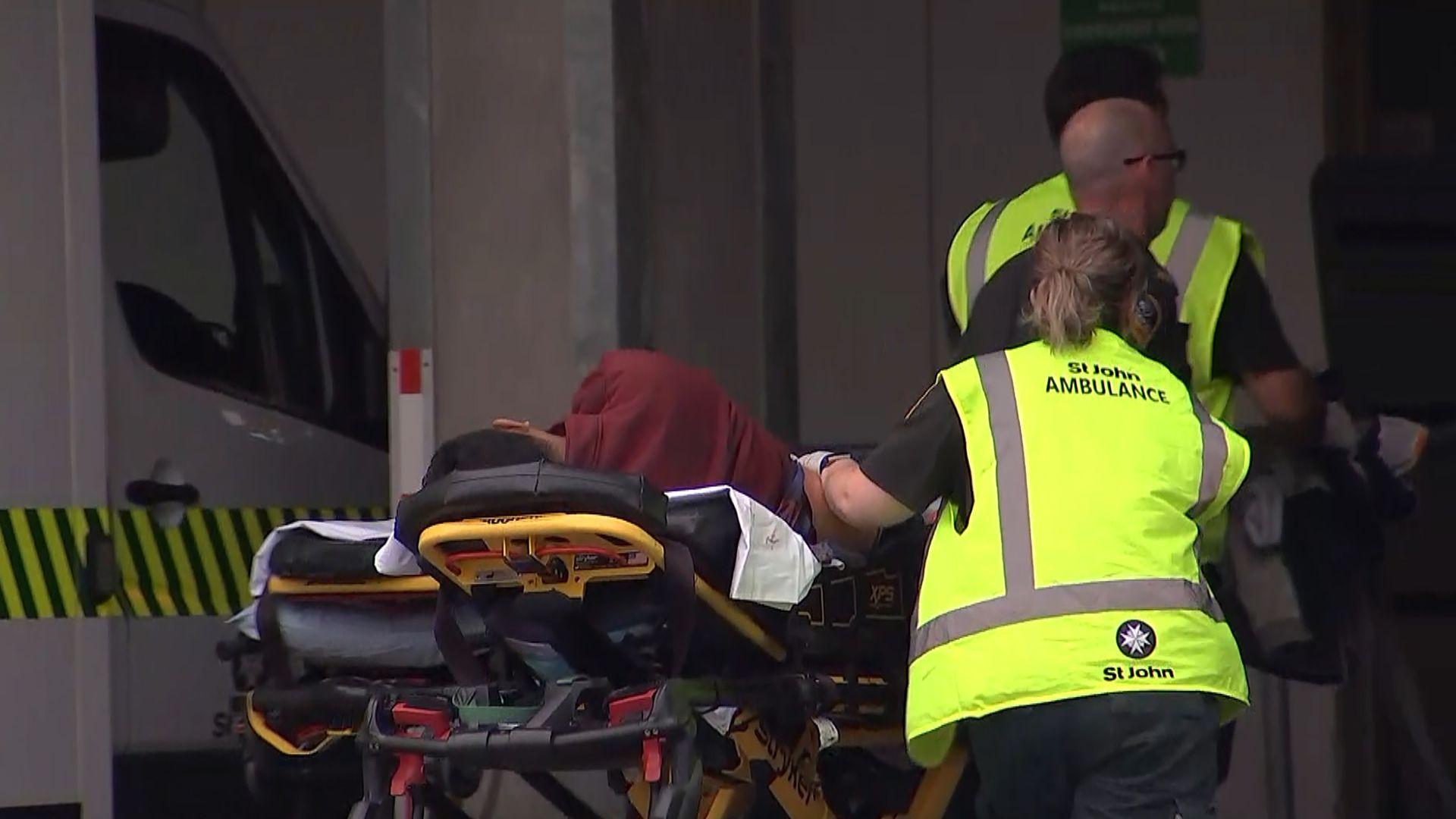 Rezultat slika za Novi Zeland pucnjava bolnice žrtve