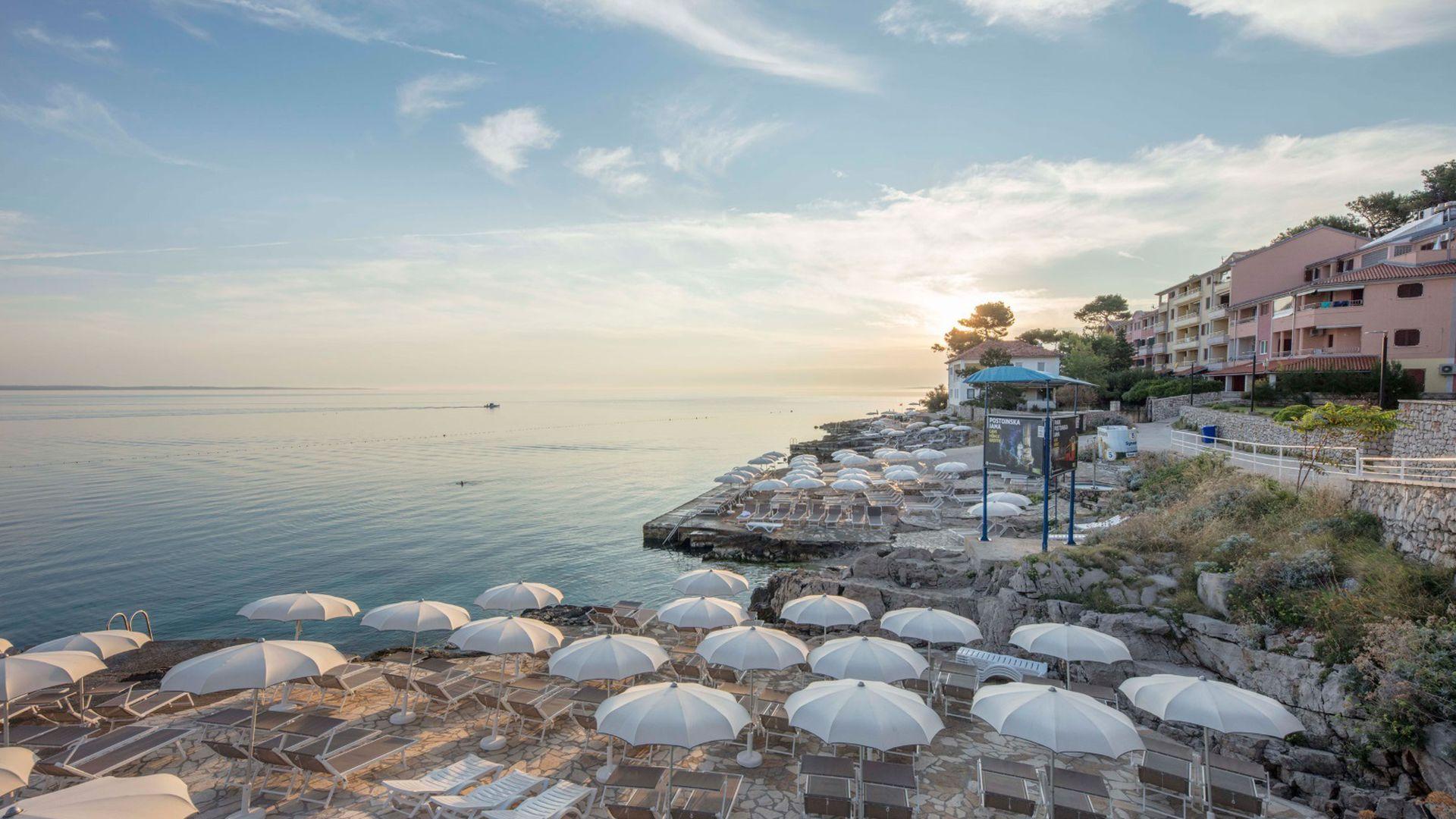 Hrvatski hotel koji nagrađuje sportaše i navija za goste koji navuku tenisice
