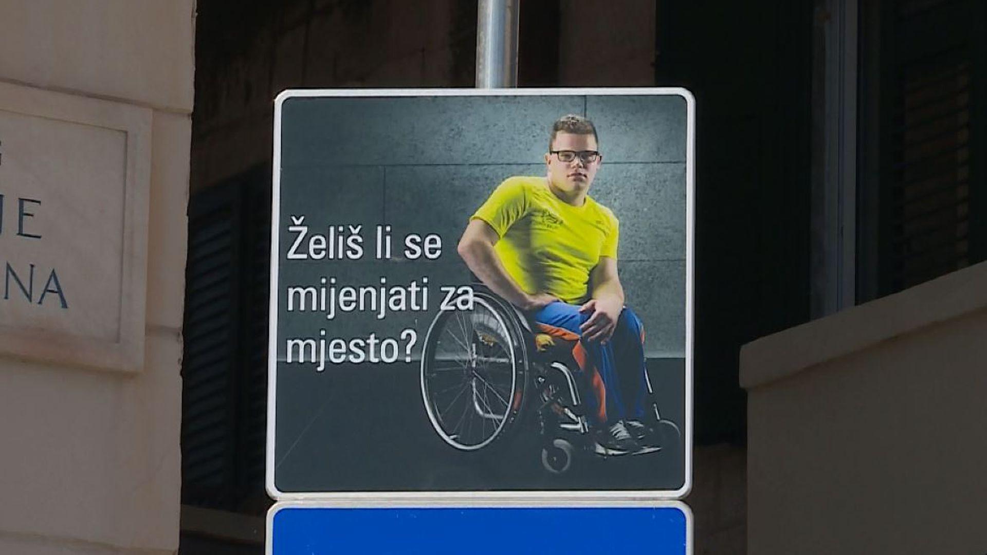 Izlazi za invalide s invaliditetom
