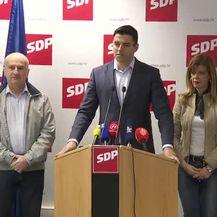 Davor Bernardić: Vlada je lex Agokorom otvorila Pandorinu kutiju (Video: Dnevnik.hr)