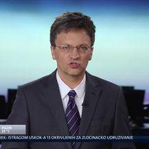 Andro Vlahušić predstavlja Valentina Dujmovića (Video: Vijesti u 14h)