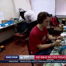 Od ideje do sto tisuća dolara (Video: Dnevnik Nove TV)